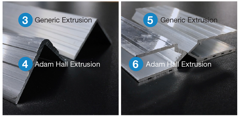 Our Quality – Extrusions